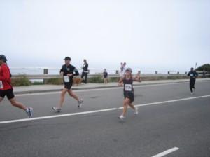 Horray last half mile to go!