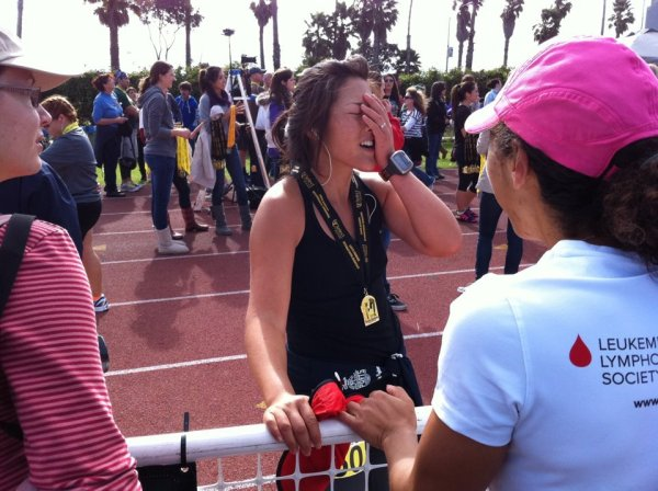 """The """"I just PR'ed and want to die"""" face from Santa Barbara 2011"""