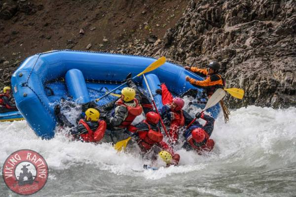 Credit: Viking Rafting